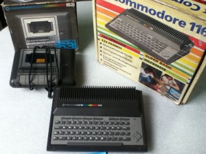 Commodore C116