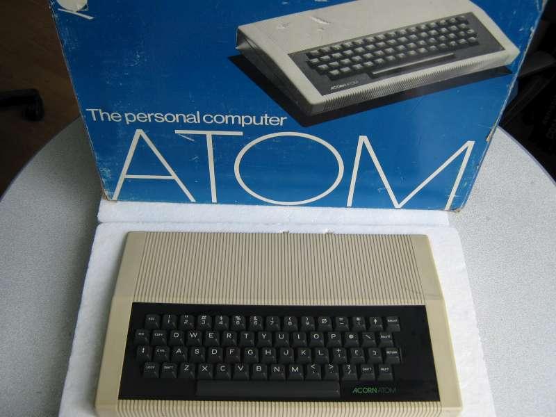 Acorn Atom Boxed