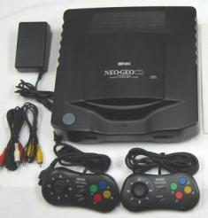 NeoGeoCD
